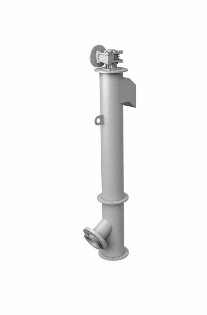 MINI SCREW est utilisé pour la séparation solide des effluents. Doté d'un panier tamis en tôle perforée ou grillagée selon le type d'application les déchets sont filtrés puis transportés jusqu'au bec de décharge pouvant être équipé d'une goulotte ou système d'ensachage. Les déchets sont acheminés par une vis dans la partie grillagée de filtration puis convoyés dans la partie transport. L'équipement est généralement installé sur une bride d'entrée.