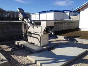 Septage Acceptance Unit for truck by equipwater