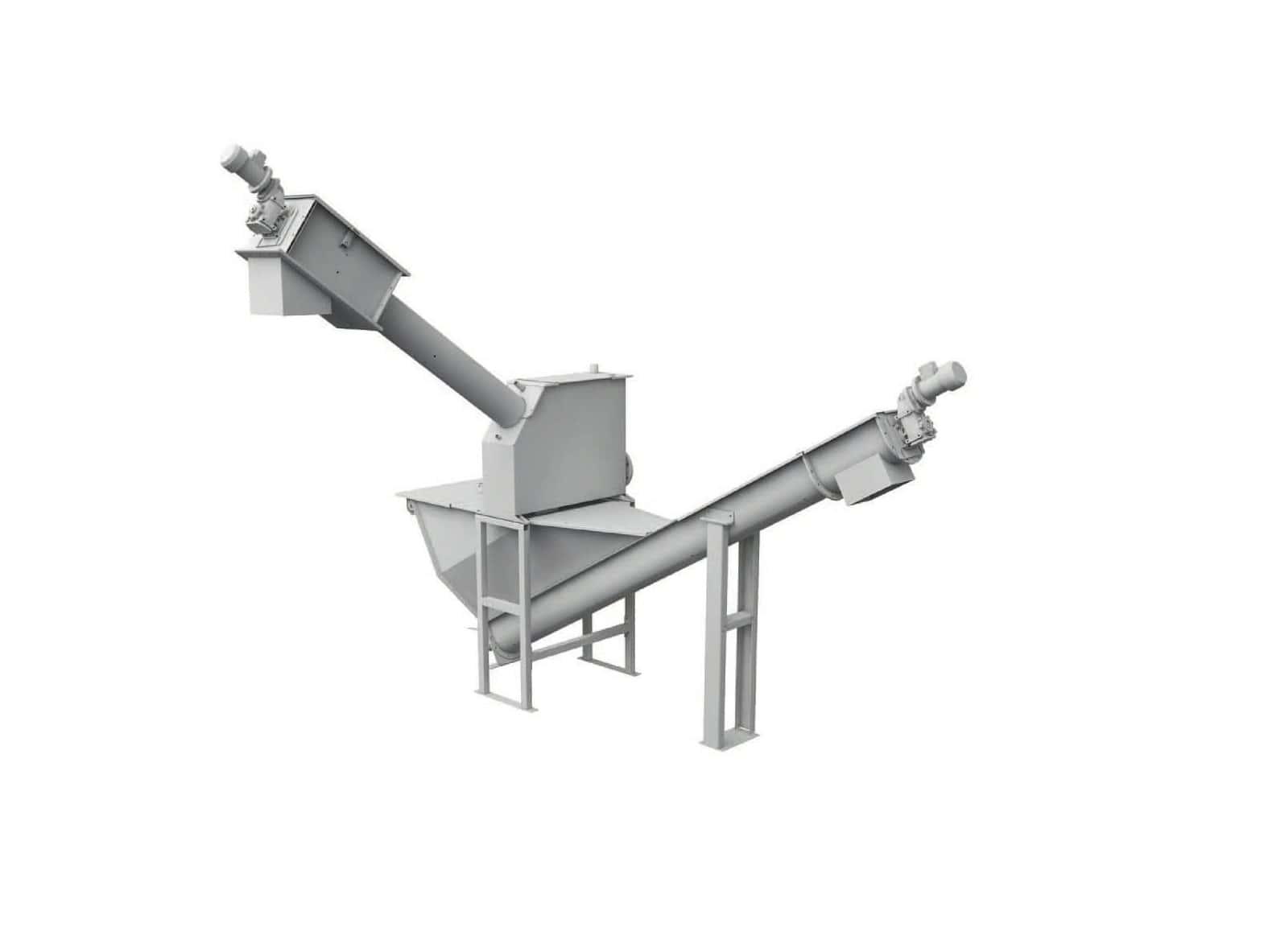 MINI UNIT est un équipement combiné pour la séparation des déchets solides et des sables. Ces unités représentent une solution économique aux traitement des faibles débits. Les eaux usées entrantes sont filtrées à travers un tamis élévateur puis dans un classificateur. Le système de déflecteur interne au classificateur permet une séparation efficace du sable recueilli au fond et d'être ensuite convoyé.